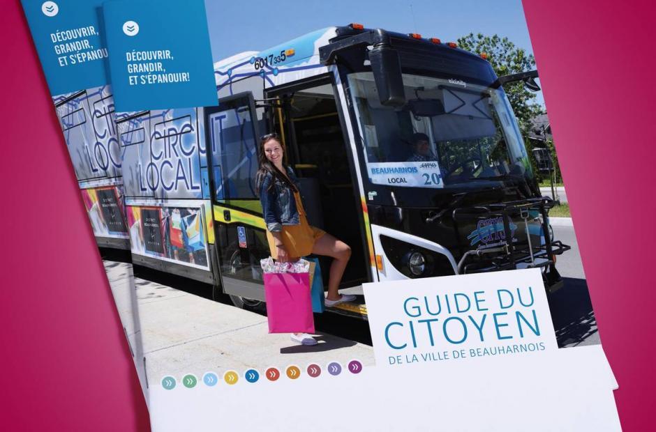 Guide du citoyen - Beauharnois